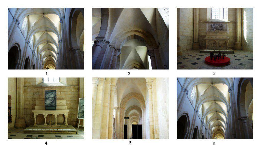 Pureté, simplicité et clarté de l'édifice