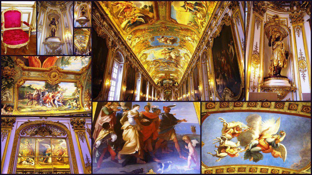 La Galerie dorée de l'Hôtel de Toulouse