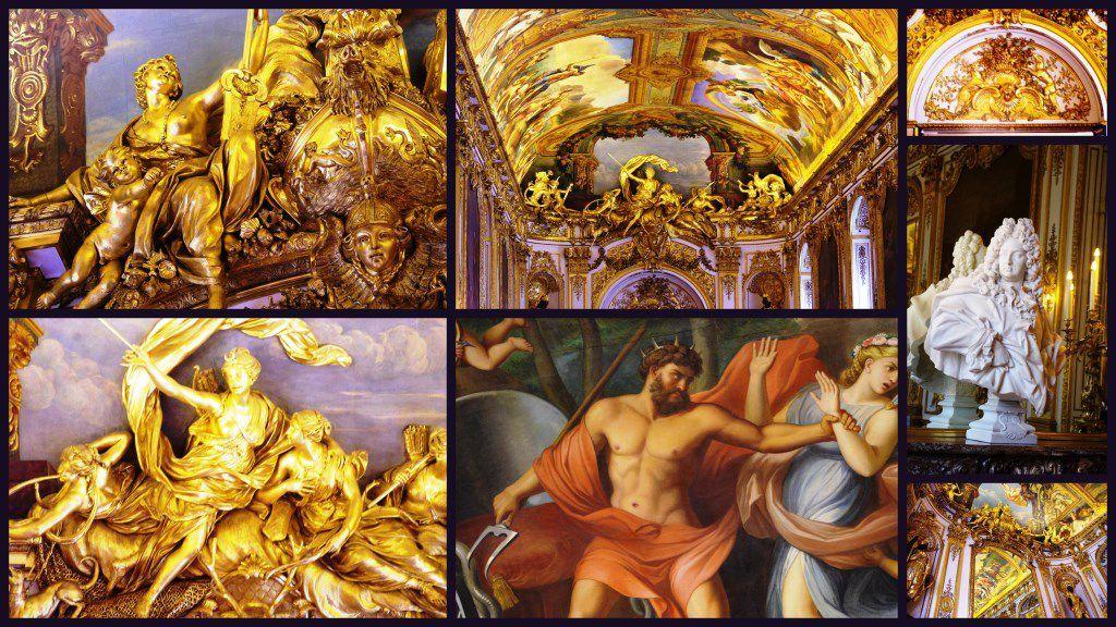 La Galerie Dorée et ses oeuvres d'art