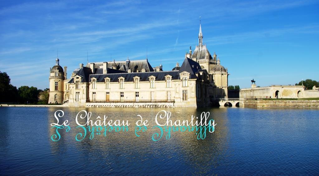 Le château de Chantilly et le nouveau musée du Cheval