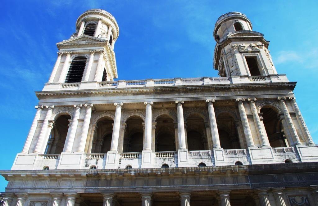 L'église Saint-Sulpice à Paris VIème