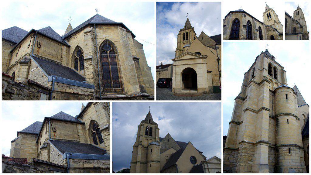 Exposition artistique au Mesnil-le-Roi &quot&#x3B;Autour de Saint-Vincent&quot&#x3B;