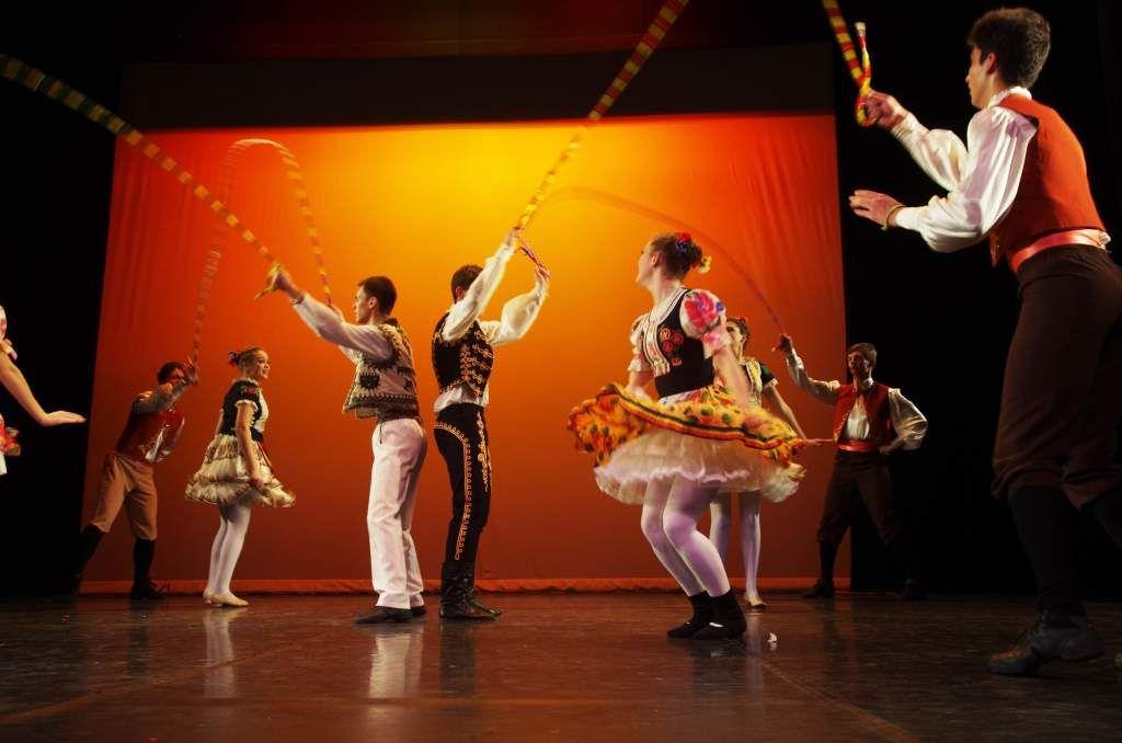 Festival International d'Arts Chorégraphiques au Théâtre Gérard Philipe à Sartrouville, Yvelines