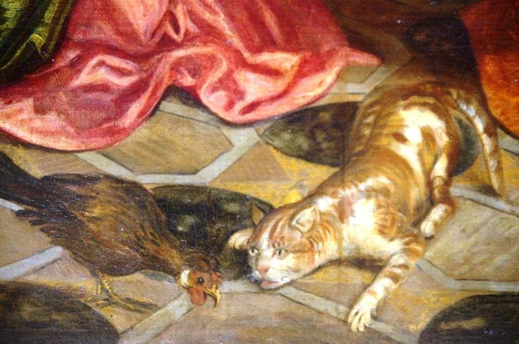 Quelques oeuvres de cette immense collection du musée de l'Ermitage