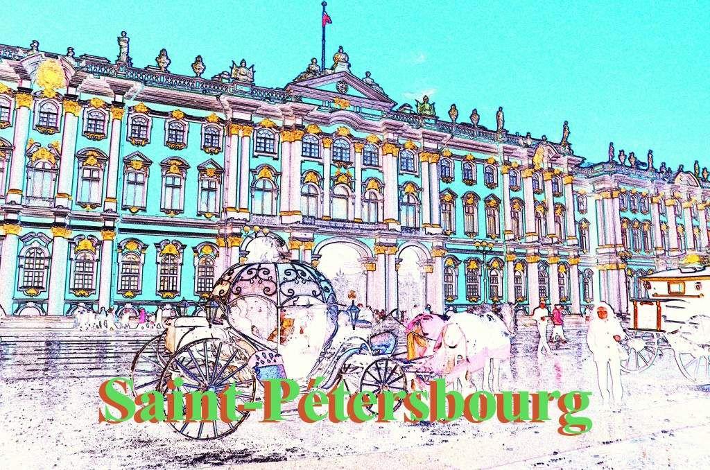 Un séjour à Saint-Pétersbourg en mars