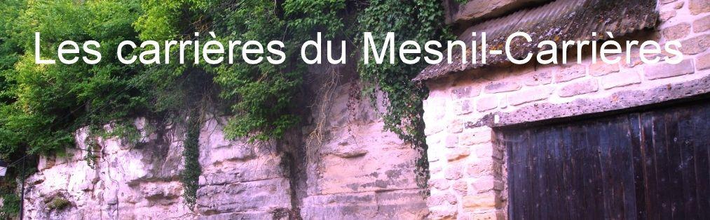 Les carrières du Mesnil-le-Roi