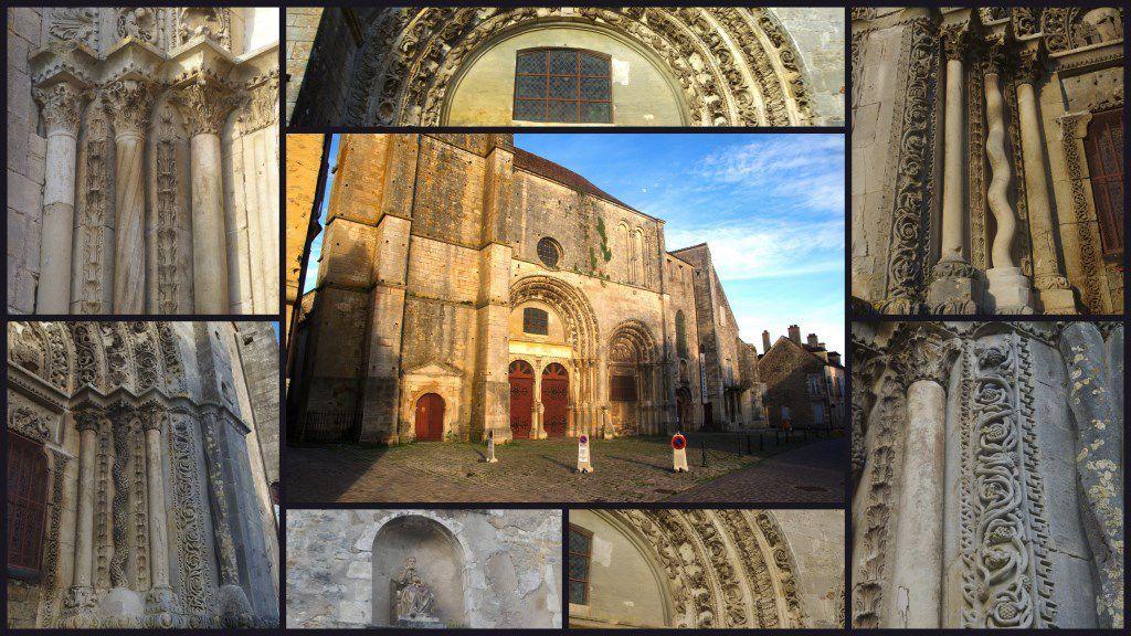 Eglise romane Saint-LaZare d'Avallon 12ème siècle