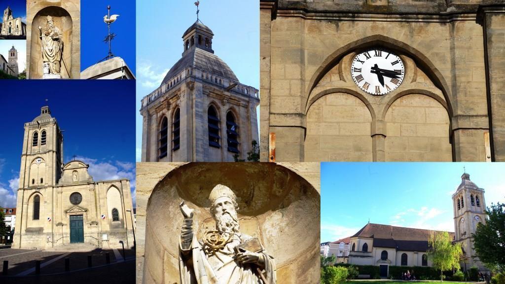 L'église Saint-Nicolas et ses détails