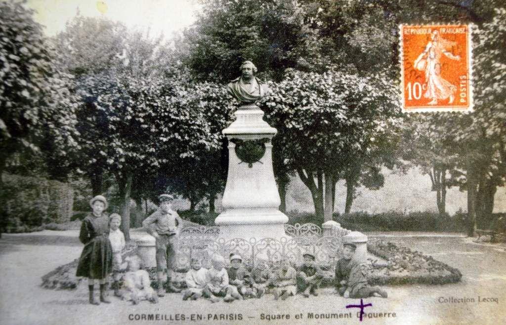 Carte postale du début du siècle dernier