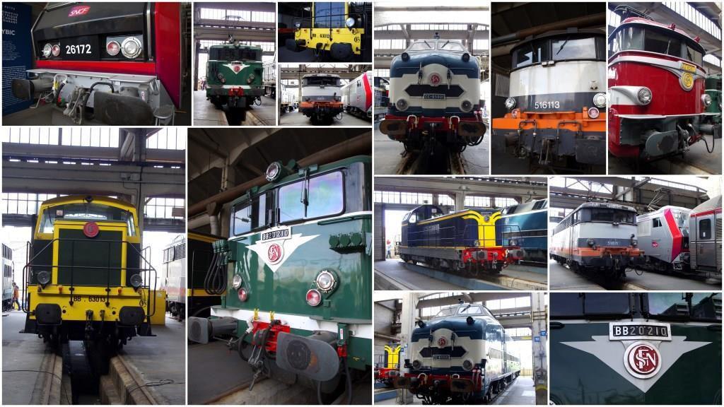 Quelques images du Grand Train