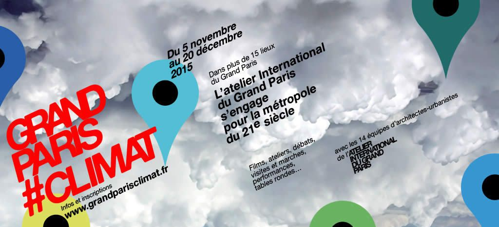 &gt&#x3B;AIGP: GrandParis#climat, le site et le programme