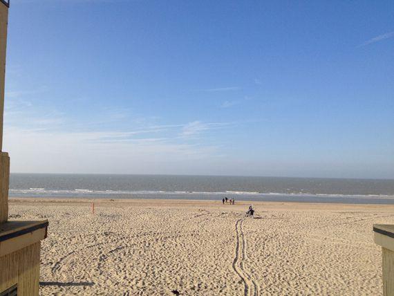 J'ai eu envie de voir la mer.