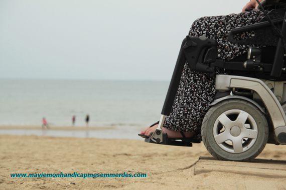 La maladie, avant le fauteuil roulant.