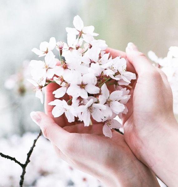 Défi Liste : Les petits plaisirs du printemps.