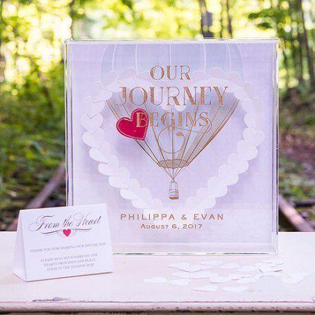 livre d'or alternative mariage voyage
