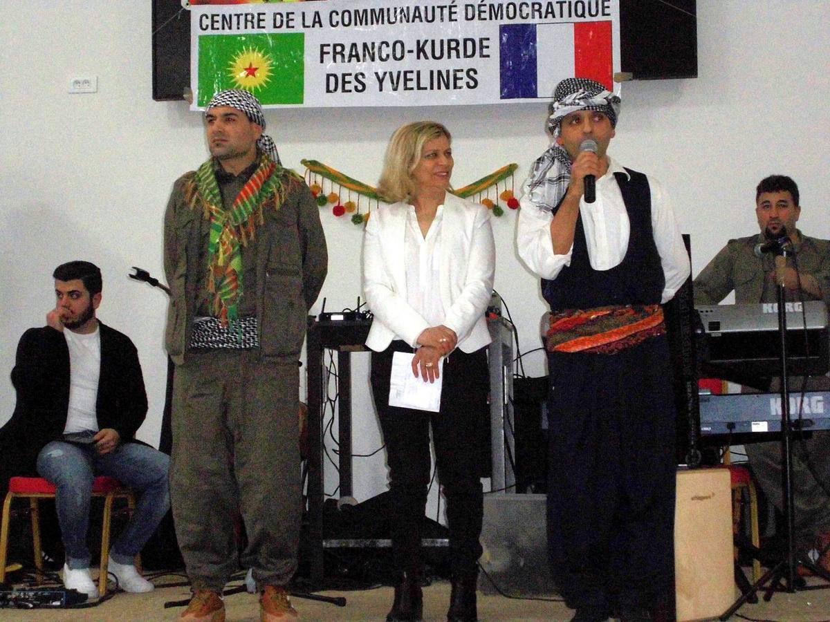 NEWROZ - nouvel an kurde dans les Yvelines.