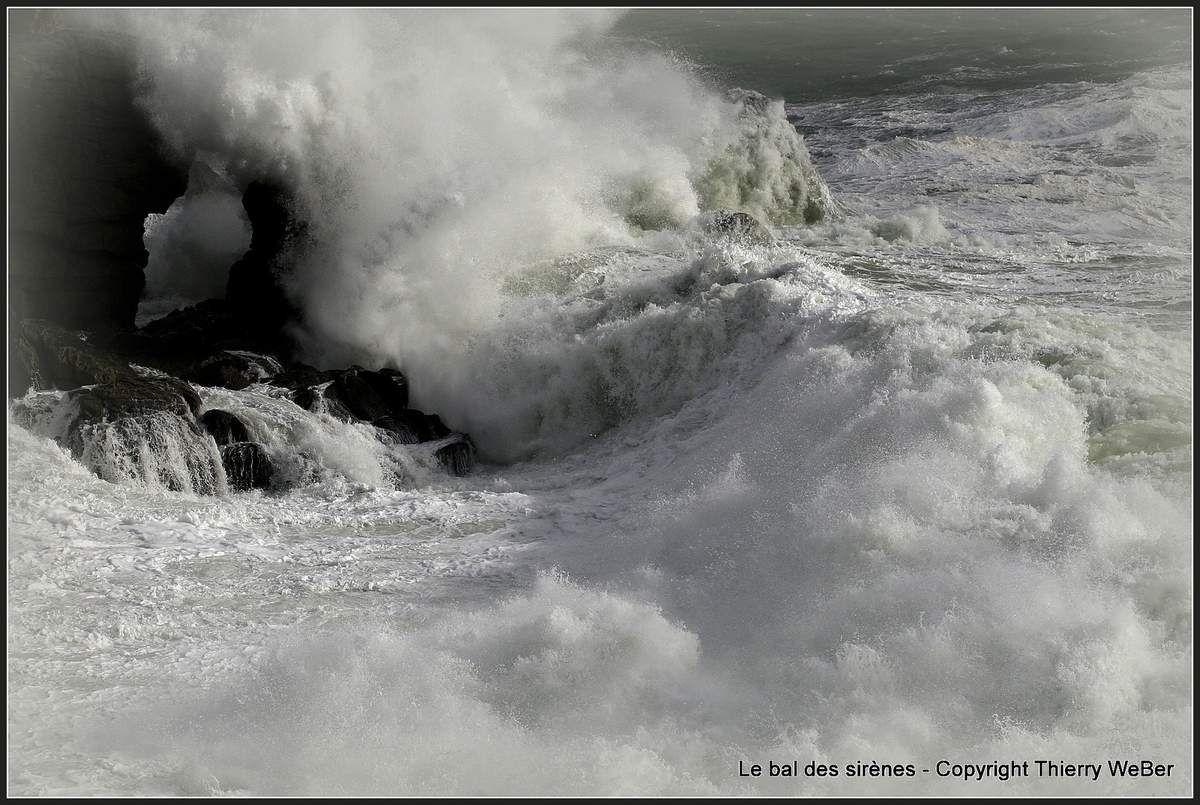 Le bal des sirènes Côte Sauvage Le Croisic Loire Atlantique