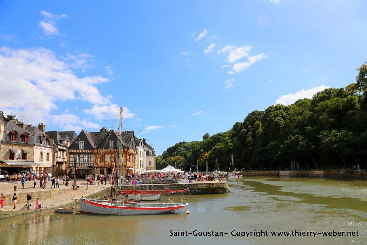 Saint-Goustan - Le port d'Auray