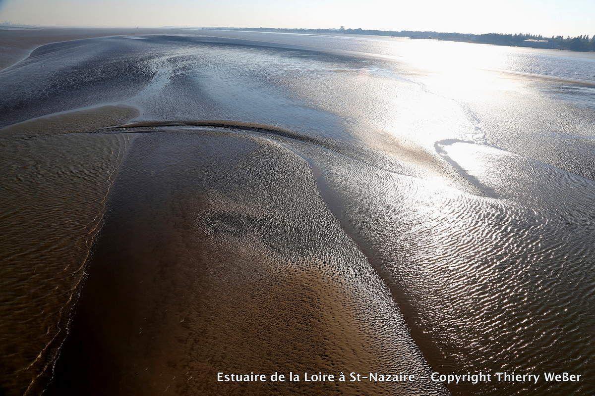 Estuaire de la Loire - Pont de Saint-Nazaire