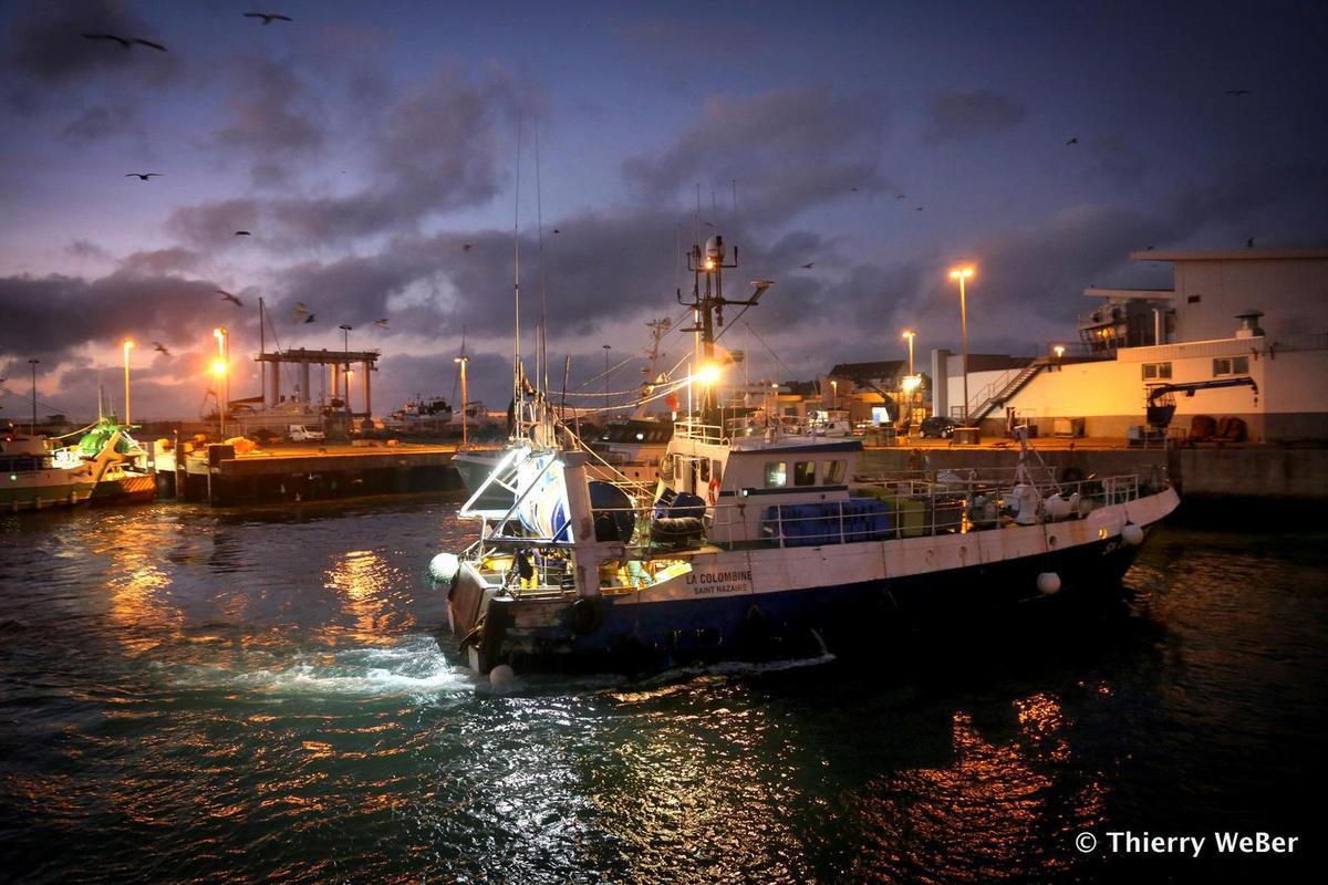 Les marins pêcheurs de La Turballe