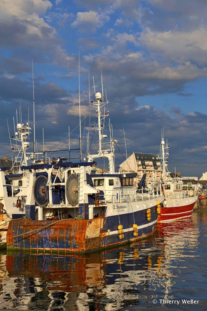 Balade sur le Port de La Turballe