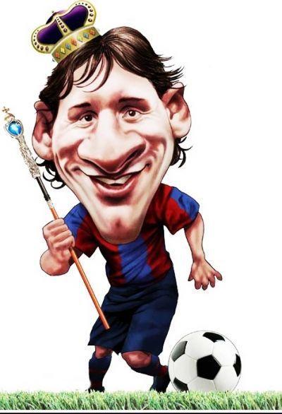 La escandalosa defensa de Leo Messi desde el F. C. Barcelona