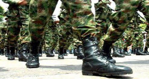 Sobre la vuelta del Servicio Militar Obligatorio