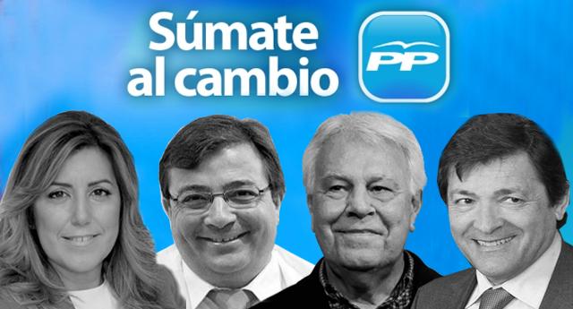 ¿Giro en el PSOE?