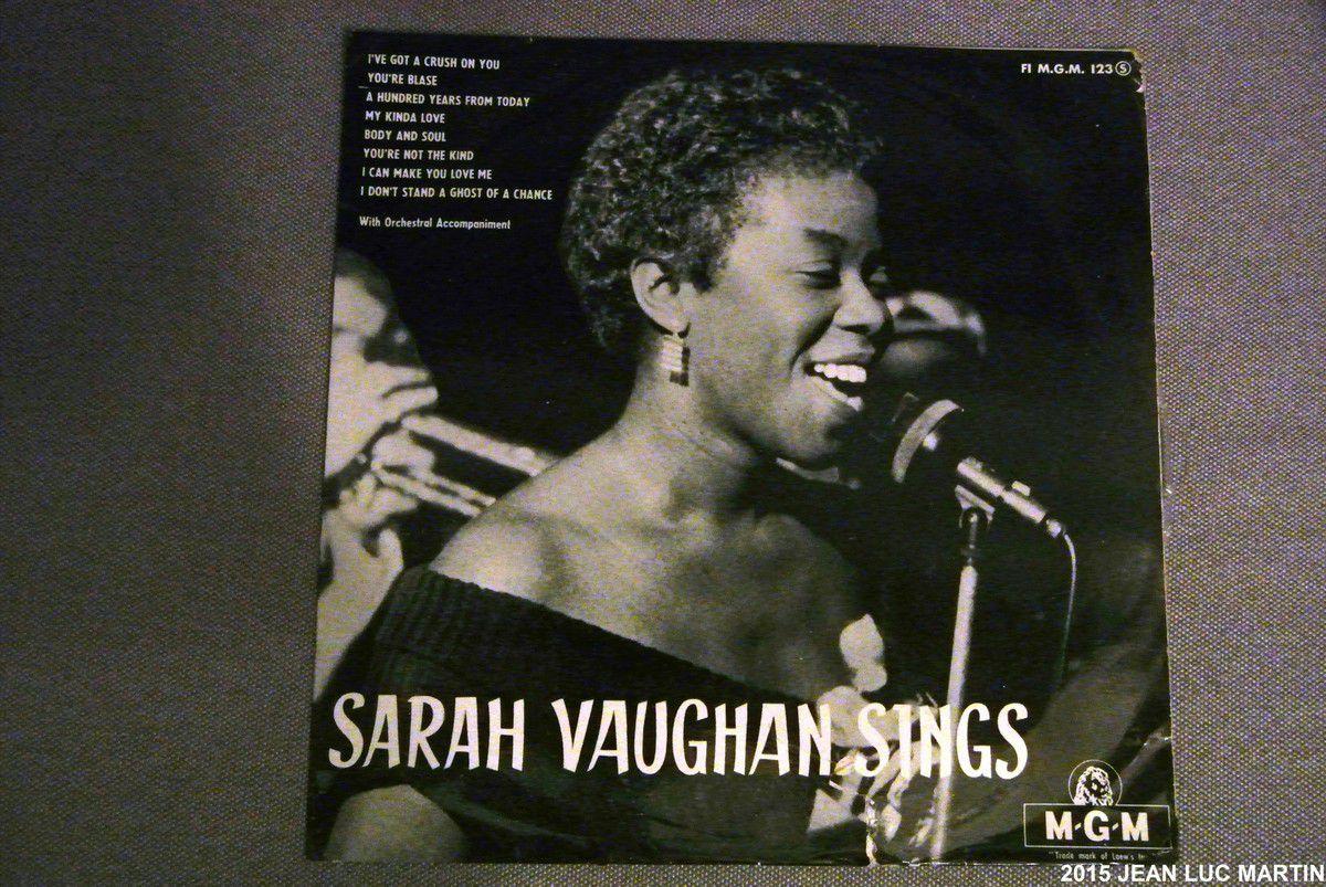 SARAH VAUGHAN MGM 123