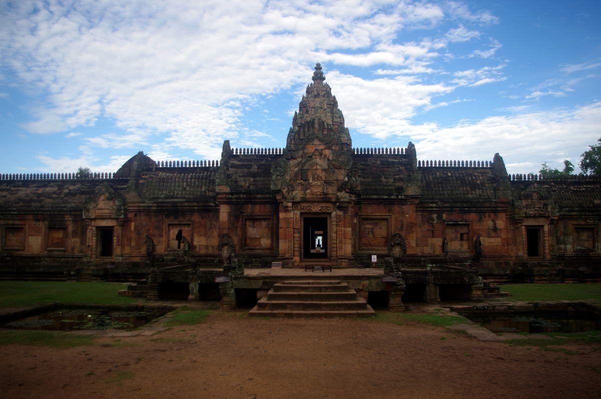 Les Citadelles Khmères