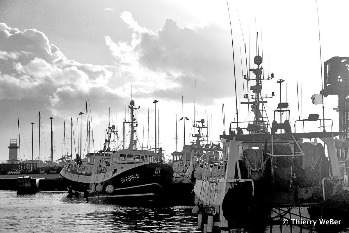 Ambiances de port breton