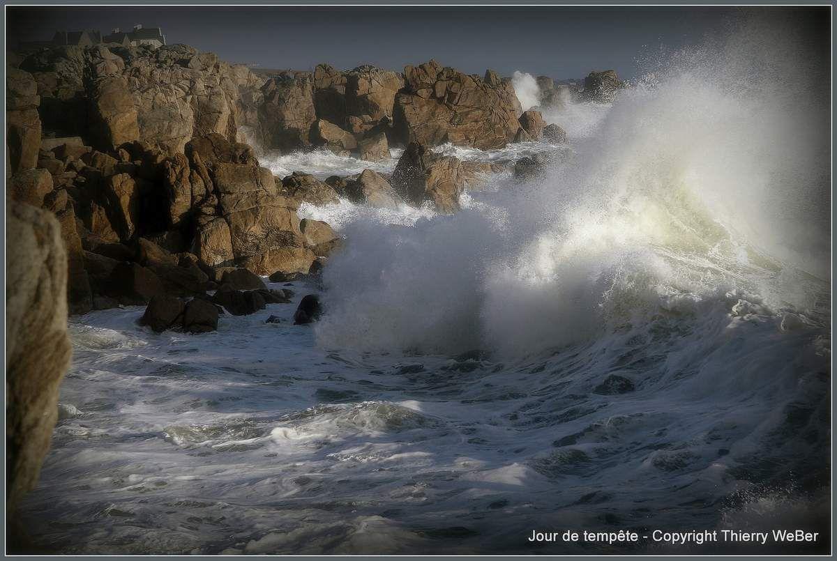 Coup de vent sur la Côte Sauvage Le Croisic