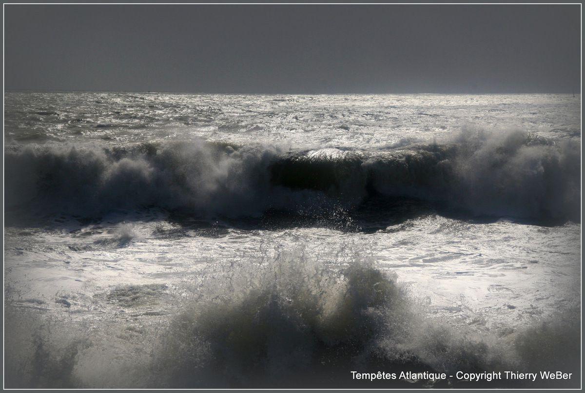 Tempêtes Atlantique