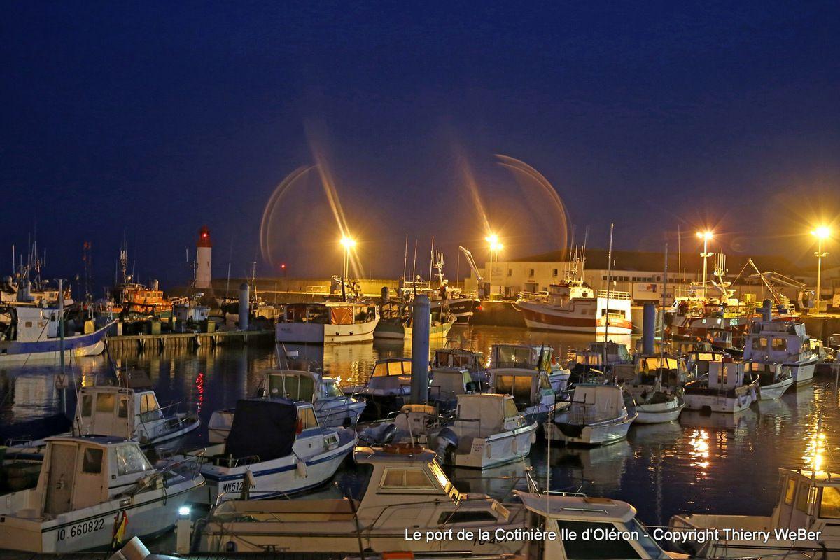 Le port de la Cotinière - Ile d'Oléron