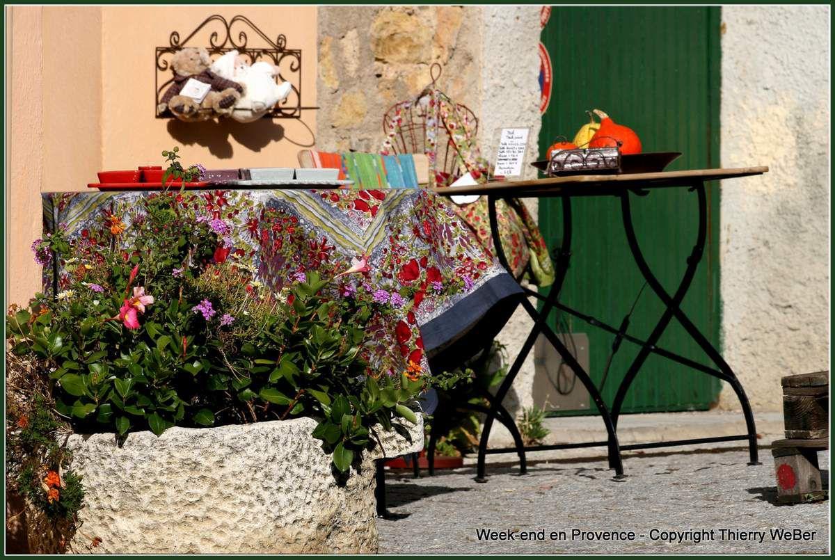 Week-end en Provence
