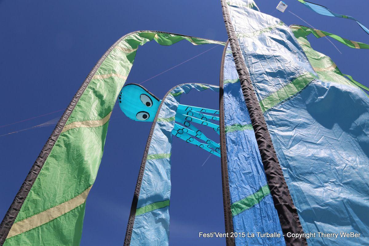 Festi'Vent 2015 Plage des Bretons La Turballe