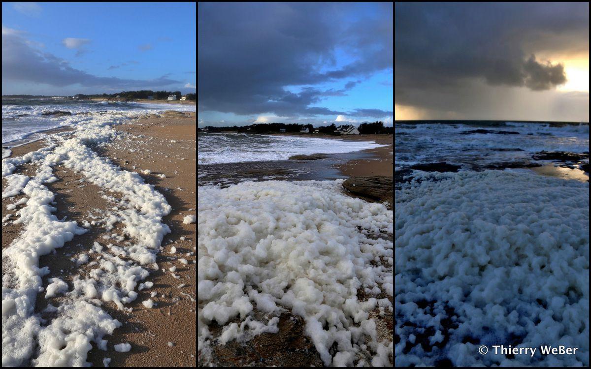 Un hiver en Bretagne Sud