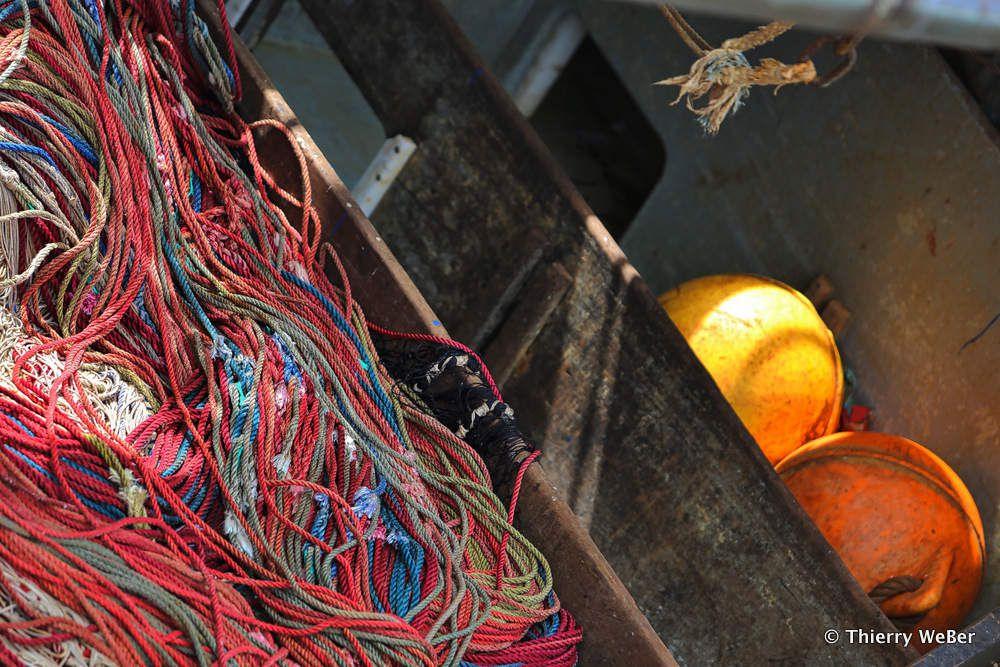 Détails de port de pêche