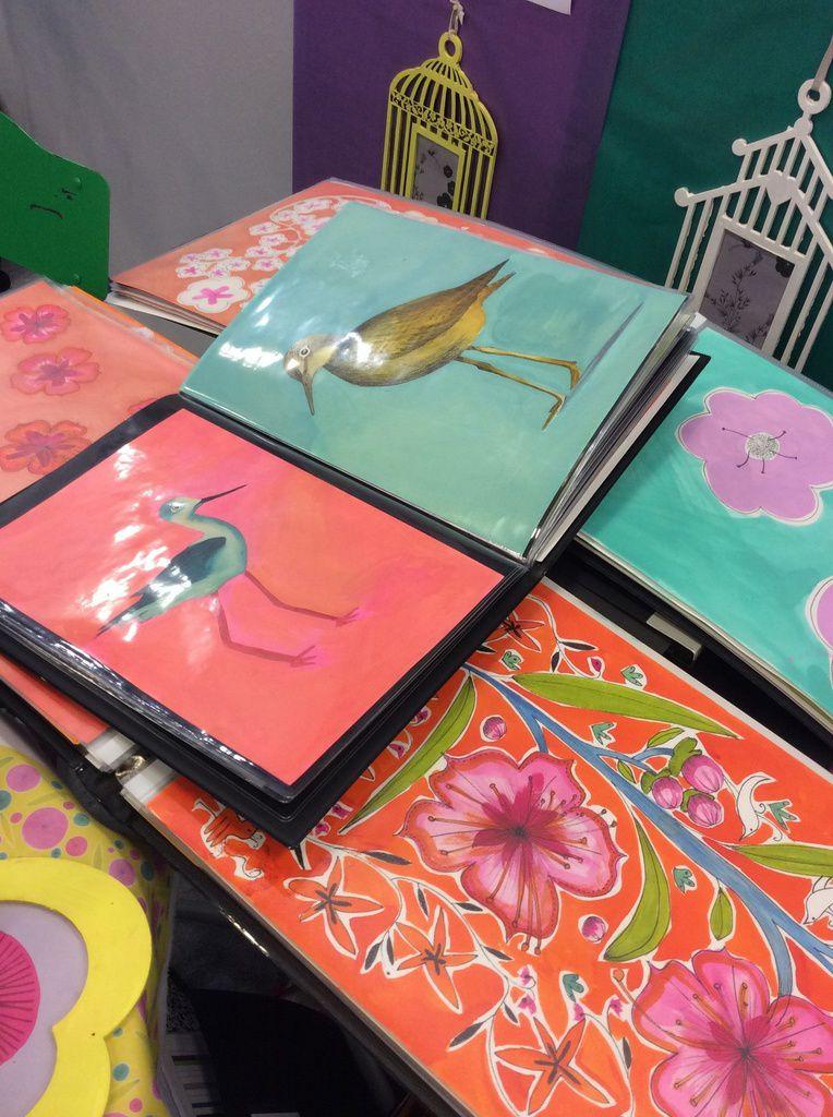 2015 Salon AEF Pro #3 textile et loisirs créatifs !