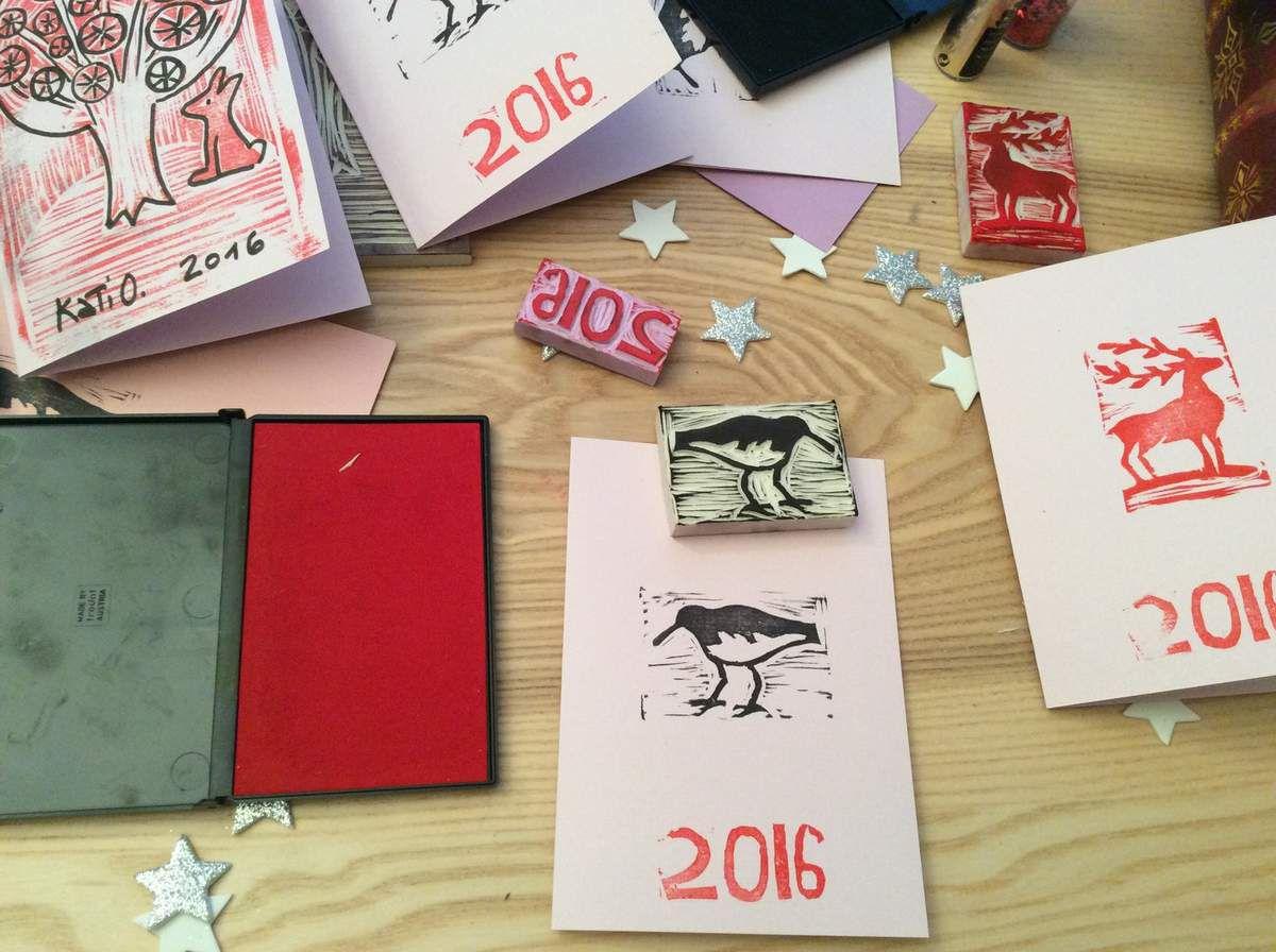 {COLLAB} Cartes de vœux avec MISS S.