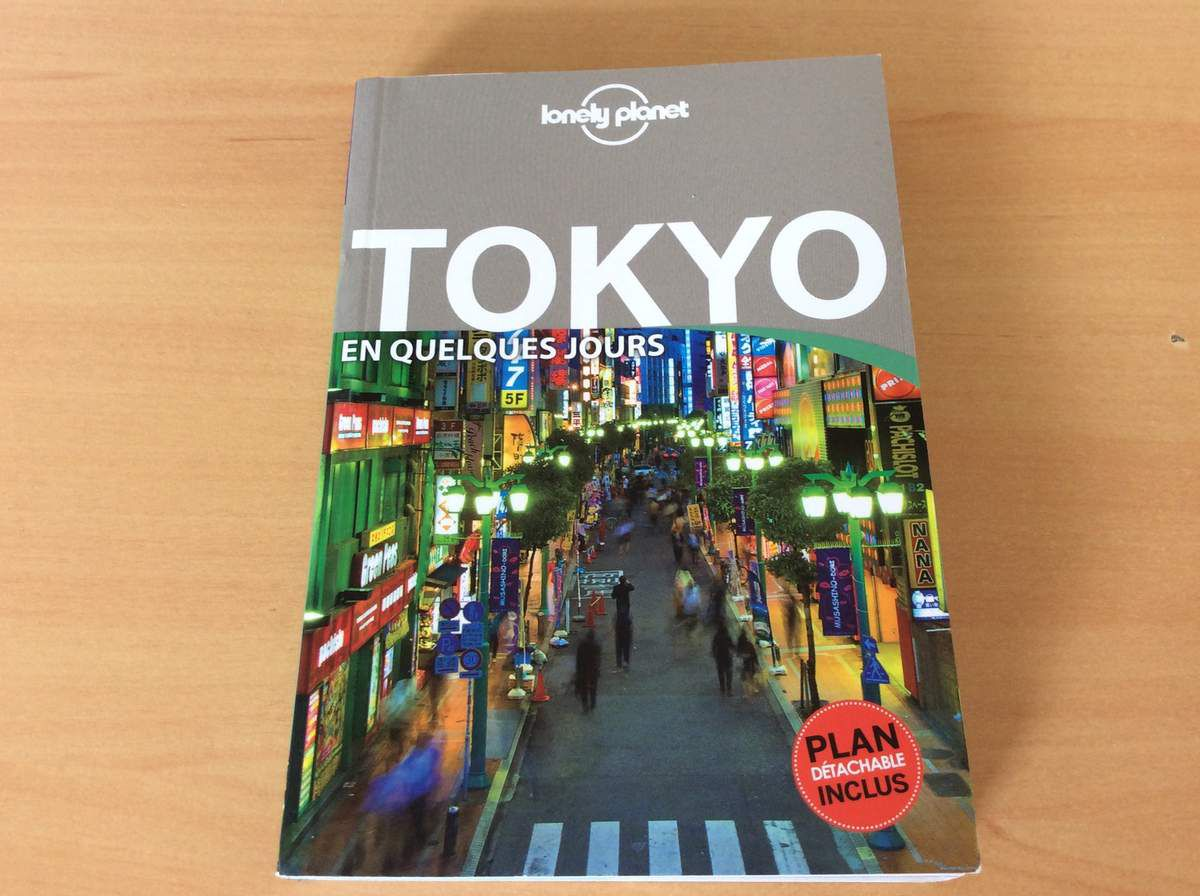 Tokyo #1 Préparatifs.