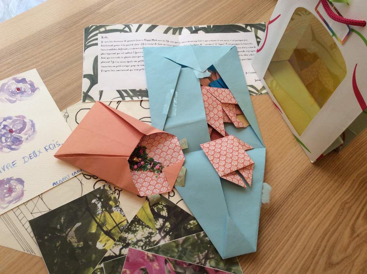 {Happy Mail} #1 avec la blogueuse Miss S.
