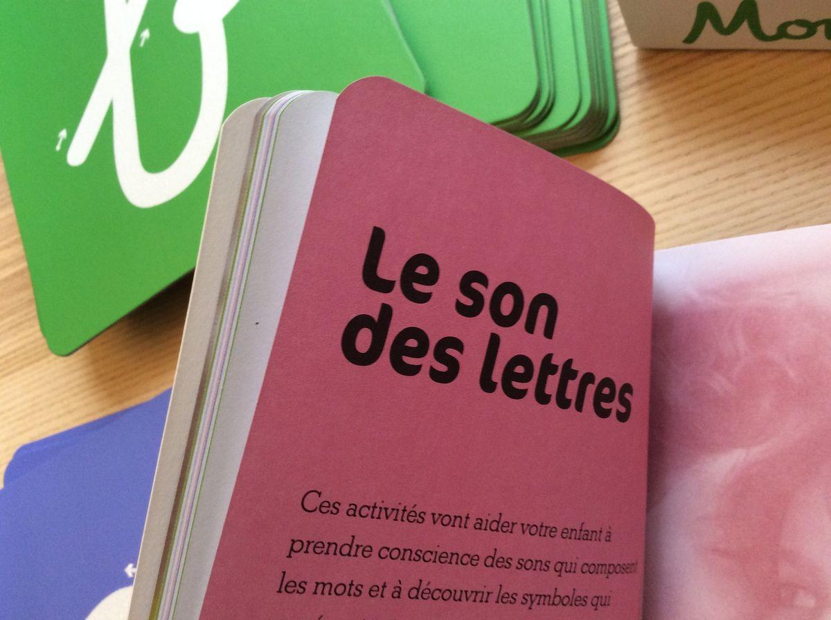 Montessori #2 Mes lettres Montessori. Édition NATHAN..