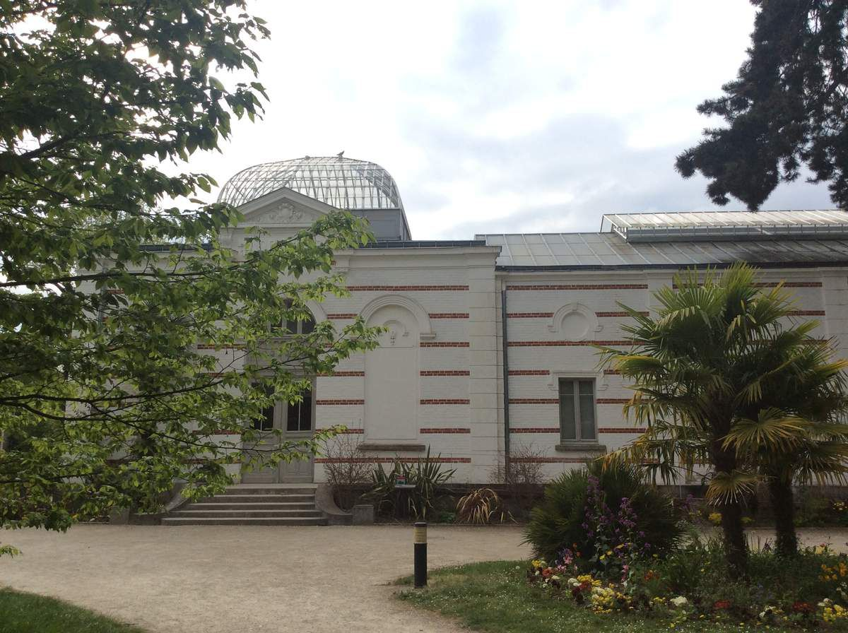 Le Pavillon de l'Indochine.