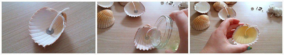 DIY - Coquillages.