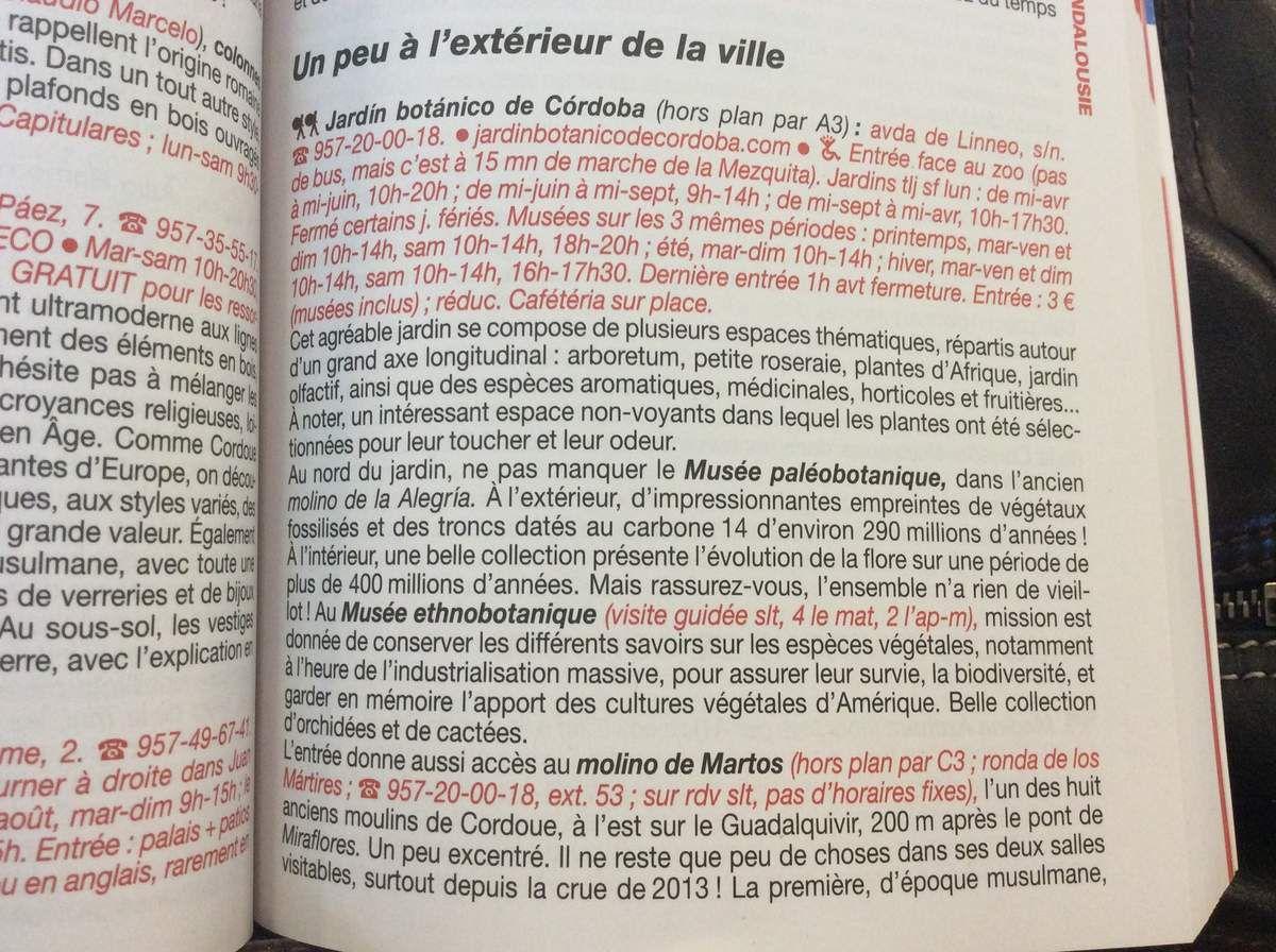 Paris Séville Cordoue #1 Préparer le voyage.