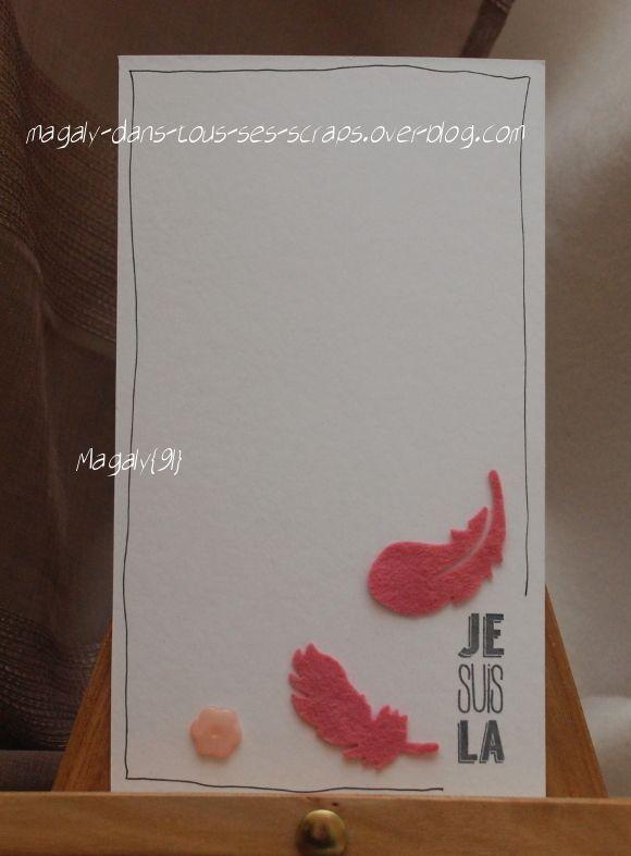 Série de cartes {Réconfort}