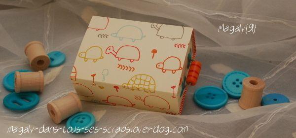 Mini &quot&#x3B;Boîte d'allumettes&quot&#x3B;