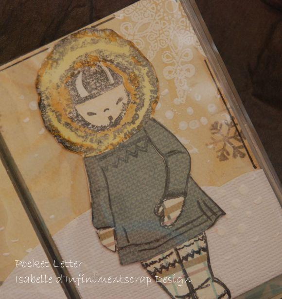 Pocket Letter d'Isabelle (ISD)