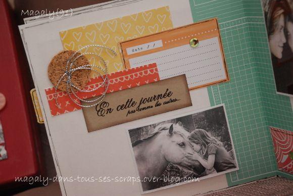 Mini &quot&#x3B;souvenirs photos&quot&#x3B; dans sa boîte